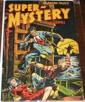 Super Mystery Comic Book Vol 7 No 3