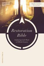 CSB Restoration Bible
