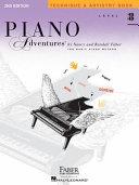 Piano Adventures, Level 3B, Technique & Artistry Book