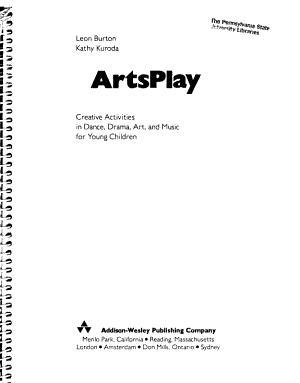 Artsplay PDF