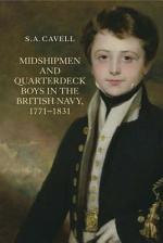 Midshipmen and Quarterdeck Boys in the British Navy, 1771-1831