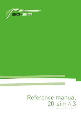 20 sim 4 3 Reference Manual