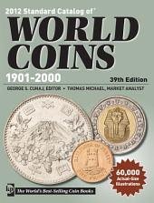2012 Standard Catalog of World Coins - 1901-2000
