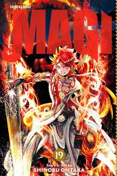 Magi: The Labyrinth of Magic, Vol. 19: The Labyrinth of Magic