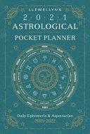 Llewellyn's Astrological 2021 Pocket Planner