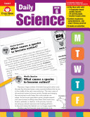 Daily Science Book