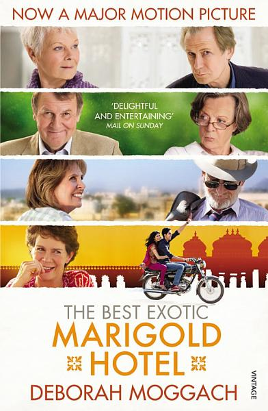 Download The Best Exotic Marigold Hotel Book