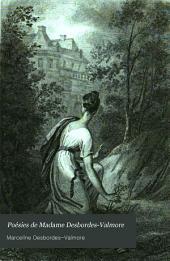 Poésies de Madame Desbordes-Valmore: Volume3