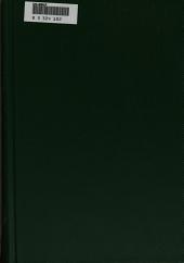 Parergones del Instituto Geológico de México: Volumen 1