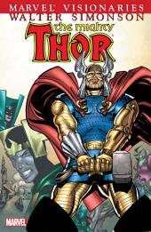 Thor Visionaries Vol. 5: Walter Simonson