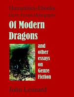 Of Modern Dragons; and other essays on Genre Fiction: