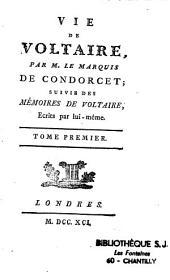 Vie de Voltaire