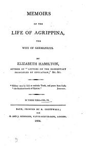 Memoirs of the Life of Agrippina: The Wife of Germanicus, Volume 3