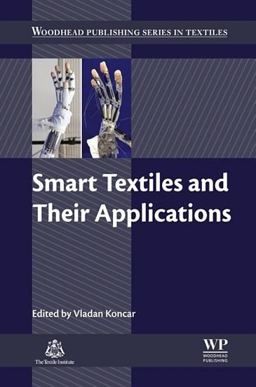 Smart Textiles and Their Applications PDF