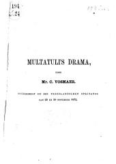 Multatuli's drama