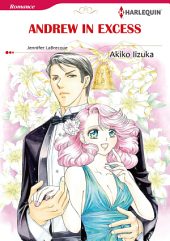【Free】ANDREW IN EXCESS: Harlequin Comics