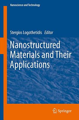 Nanostructured Materials and Their Applications PDF