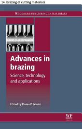 Advances in brazing: 14. Brazing of cutting materials