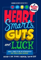 Heart Smarts Guts And Luck Book PDF