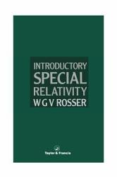 Introductory Special Relativity PDF