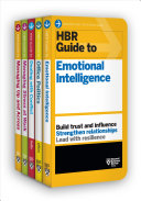 HBR Guides to Emotional Intelligence at Work Collection (5 Books) (HBR Guide Series)