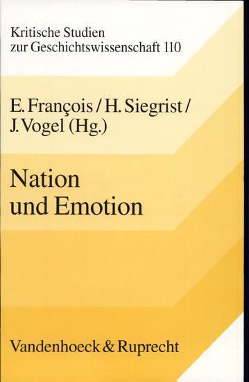 Nation und Emotion PDF