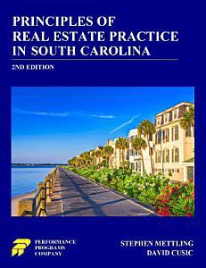 Principles of Real Estate Practice in South Carolina Book