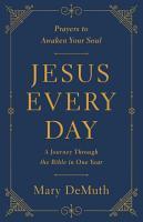 Jesus Every Day PDF
