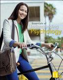 Essentials of Understanding Psychology Book