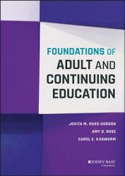 Foundations of Adult and Continuing Education PDF