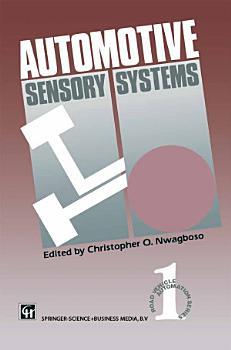 Automotive Sensory Systems PDF