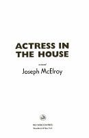 Actress in the House PDF
