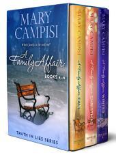 A Family Affair Boxed Set 2: Books 4-6