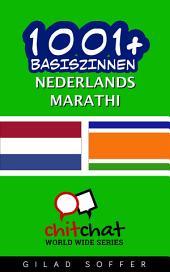 1001+ Basiszinnen Nederlands - Marathi
