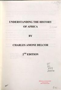 Understanding the History of Africa PDF