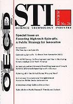 STI Review  Volume 2000 Issue 1 Special Issue on Fostering High tech Spin offs  A Public Strategy for Innovation PDF