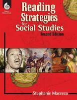 Reading Strategies for Social Studies PDF