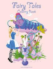 Fairy Tales Coloring Book 1