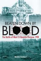 Beaten Down By Blood PDF