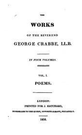 The works of George Crabbe: Volume 1