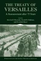 The Treaty of Versailles PDF