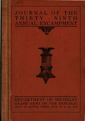 Journal of the ... Annual Encampment: Volume 39