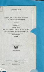 Fertility and Contraception in the United States