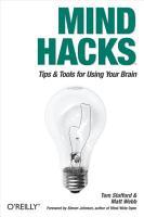 Mind Hacks PDF