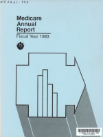 Annual Report on Medicare Covering Fiscal Year ...