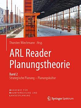 ARL Reader Planungstheorie Band 2 PDF