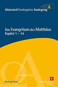 Das Evangelium des Matth  us PDF