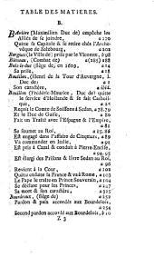 Histoire du vicomte de Turenne, maréchal général des armées du roi: Volume2