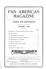 The Pan American Magazine PDF