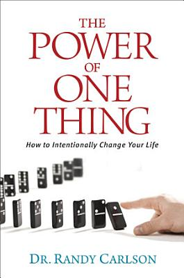 The Power of One Thing PDF